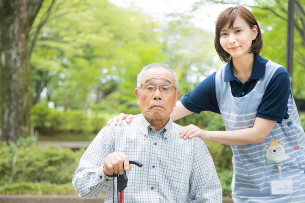 介護の仕事は主に高齢者を対象としたサービス