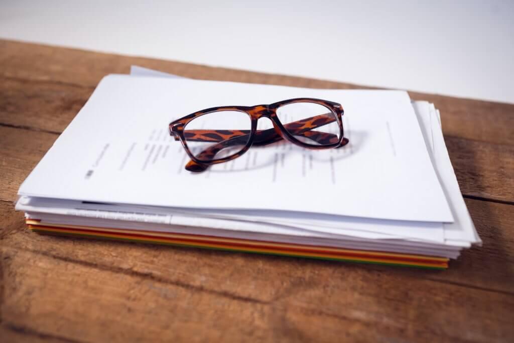 介護申請の書類