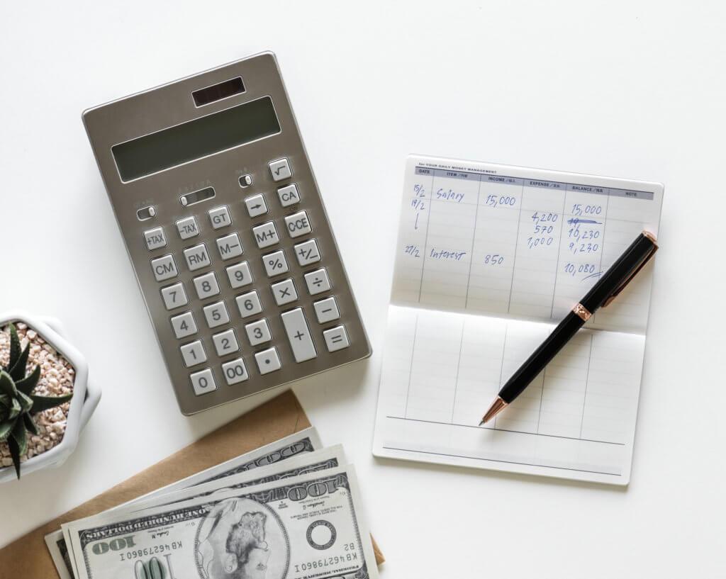 高齢者施設の費用を計算